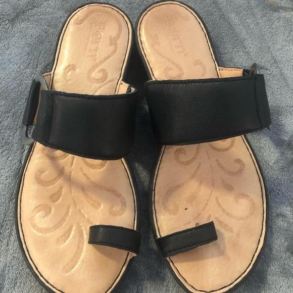 Born Shoes   Born Sigge Black Leather